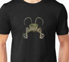 Fight Insect Texture Outline Unisex T-Shirt