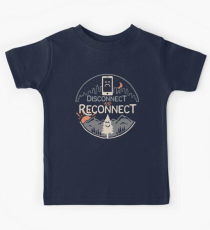 Reconnect Kids Tee