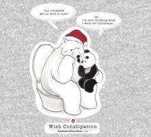 Wish Constipation Baby Tee