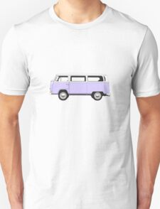 Tin Top Early Bay standard lilac white Unisex T-Shirt