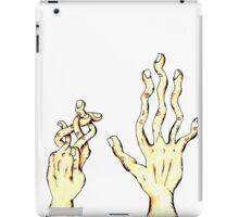 Facedown Palmistry iPad Case/Skin