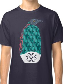 Abstract Penguin Classic T-Shirt