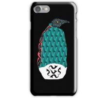 Abstract Penguin iPhone Case/Skin