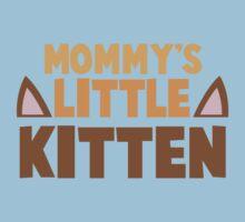 Mommy's little kitten Baby Tee
