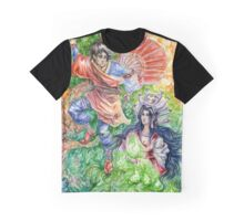 Earth and Fire - Destined Graphic T-Shirt