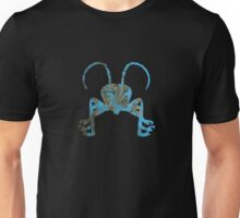 Fight Insect Texture Outline 03 Unisex T-Shirt