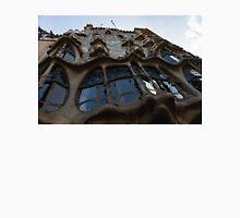 House of Bones - Antoni Gaudi's Casa Batllo in Barcelona, Spain Unisex T-Shirt