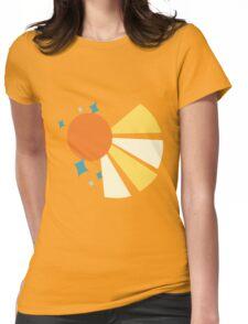My little Pony - Sunburst Cutie Mark Womens Fitted T-Shirt