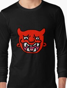 Red Demon Long Sleeve T-Shirt