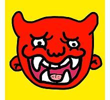 Red Demon Photographic Print