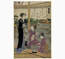Kuronushi - Eishi Hosoda - 1795 Unisex T-Shirt
