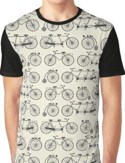 Retro bicycles Graphic T-Shirt