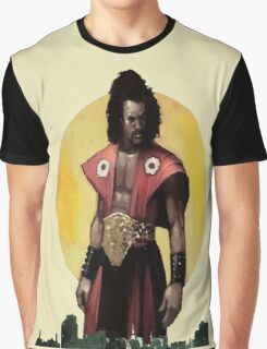 The Last Dragon - Sho Nuff Graphic T-Shirt