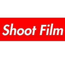 Shoot Film (Supreme Style) Photographic Print