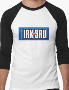 irn bru Men's Baseball ¾ T-Shirt