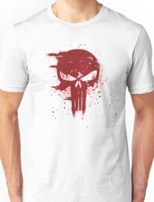The Punisher Blood Unisex T-Shirt