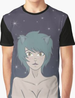 Just Meow Graphic T-Shirt