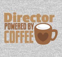 Director powered by COFFEE Kids Tee