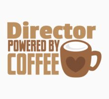 Director powered by COFFEE One Piece - Short Sleeve