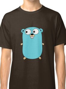 Go Language logo Classic T-Shirt