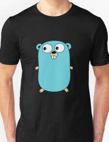 Go Language logo Unisex T-Shirt