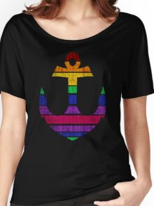 Ahoy Women's Relaxed Fit T-Shirt
