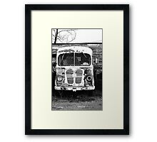 International Harvester Metro Framed Print