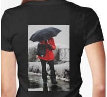The Red Coat Womens Fitted T-Shirt