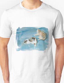 Summer Cats Unisex T-Shirt