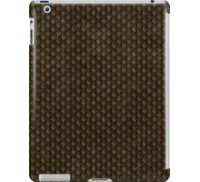 Brass Dragon Scales iPad Case/Skin