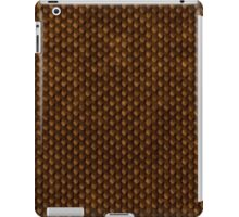 Bronze Dragon Scales iPad Case/Skin