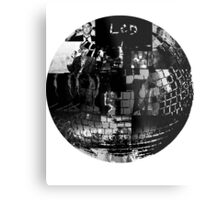 LCD Soundsystem - Disco ball Metal Print