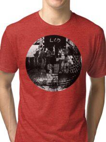 LCD Soundsystem - Disco ball Tri-blend T-Shirt