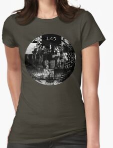 LCD Soundsystem - Disco ball Womens Fitted T-Shirt