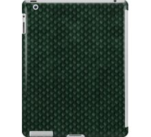 Green Forest Dragon Scales iPad Case/Skin