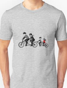 Family sunday is a fun day Unisex T-Shirt