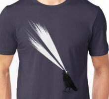 Laser crow Unisex T-Shirt