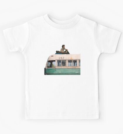 """""""Happiness is only real when shared"""" Kids Tee"""
