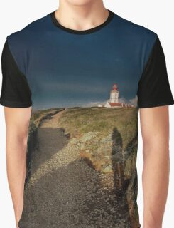 The shadow and the house of light Graphic T-Shirt