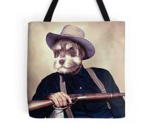 Wayne Dog Tote Bag