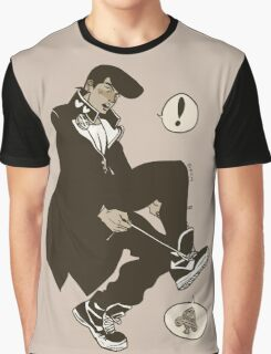 Josuke, Who Are You Wearing? Graphic T-Shirt