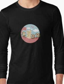 2015: a space odyssey Long Sleeve T-Shirt
