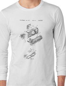 Polaroid Patent Long Sleeve T-Shirt