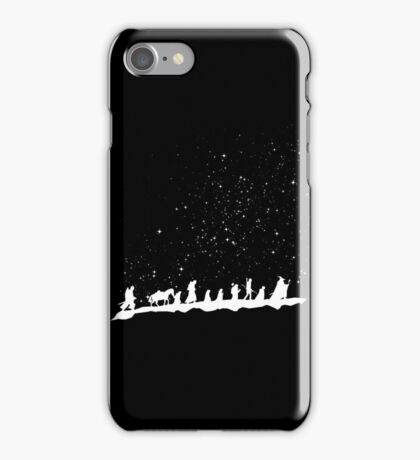 fellowship under starry sky iPhone Case/Skin