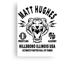 Matt Hughes Canvas Print