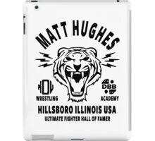 Matt Hughes iPad Case/Skin
