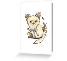Basil Greeting Card