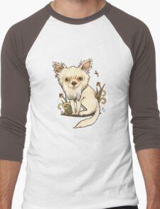 Basil Men's Baseball ¾ T-Shirt