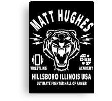 Matt Hughes Canvas Print