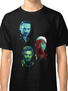 The Walking Dead Rick, Daryl and Glenn Classic T-Shirt